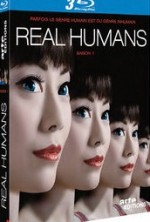 Jaquette Real Humans - Saison 1