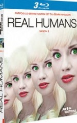 Jaquette Real Humans - Saison 2
