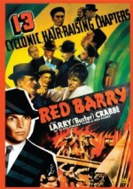 Jaquette Red Barry