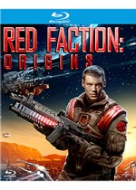 Jaquette Red Faction: Origins