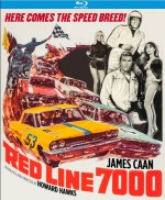 Jaquette Red Line 7000