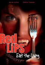 Jaquette Red Lips: Eat the Living