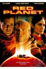 Jaquette Red Planet