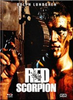 Jaquette  Red Scorpion (DVD + BLURAY) - Cover D
