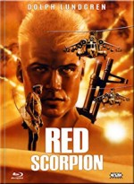 Jaquette  Red Scorpion (DVD + BLURAY) - Cover E