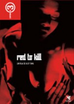 Jaquette Red to Kill EPUISE/OUT OF PRINT