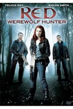 Jaquette Red: Werewolf Hunter