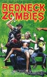 Jaquette Redneck Zombies EPUISE/OUT OF PRINT