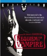 Jaquette Requiem for a Vampire
