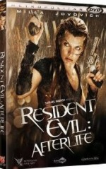 Jaquette Resident Evil : Afterlife