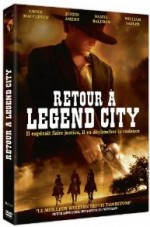 Jaquette Retour à Legend City