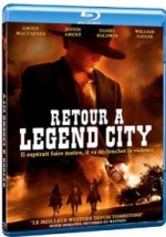 Jaquette Retour � Legend City