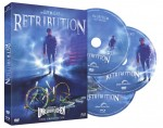 Jaquette Retribution (�dition limit�e digipack: 1 Bluray + 2 DVD)