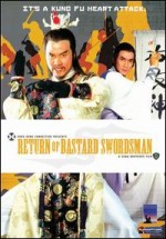 Jaquette Return of Bastard Swordsman EPUISE/OUT OF PRINT