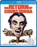 Jaquette Return of Count Yorga