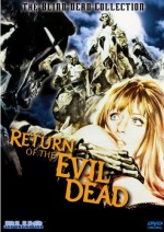Jaquette Return of the Evil Dead