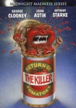 Jaquette Return Of The Killer Tomatoes
