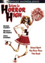 Jaquette Return To Horror High