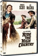 Jaquette Ride the High Country
