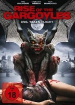 Jaquette Rise of the Gargoyles