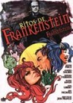 Jaquette Ritos of Frankenstein Spanish Version EPUISE/OUT OF PRINT