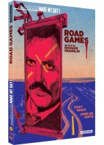 Jaquette Road Games (Combo Blu-ray + DVD)
