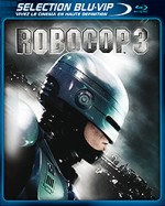 Jaquette RoboCop 3 (�dition Blu-ray + DVD)