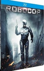Jaquette Robocop (�dition Blu-ray + DVD)