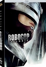 Jaquette RoboCop - La trilogie