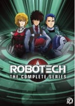 Jaquette Robotech: The Complete Original Series
