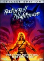 Jaquette Rock 'n' Roll Nightmare