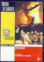 Jaquette Rodan EPUISE/OUT OF PRINT