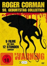 Jaquette Roger Corman 90. Geburtstag Collection