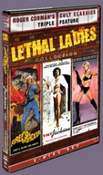 Jaquette Roger Corman's Cult Classic's : Lethal Ladies
