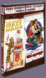 Jaquette Roger Corman's Cult Classics: Crazy Mama / The Lady In Red
