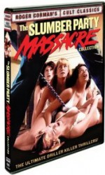 Jaquette Roger Corman's Cult Classics: The Slumber Party Massacre Collection [2 Discs]