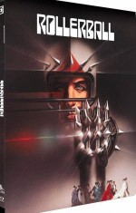 Jaquette Rollerball - Combo BLU-RAY/DVD