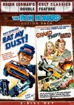 Jaquette Ron Howard Action Pack DVD (Roger Corman Cult Classics - Eat My Dust! / Grand Theft Auto)