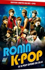 Jaquette Ronin K-Pop EPUISE/OUT OF PRINT