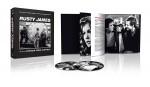 Jaquette Rusty James (Édition Collector Blu-ray + DVD + Livre)