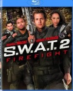 Jaquette S.W.A.T. 2 : Fire Fight