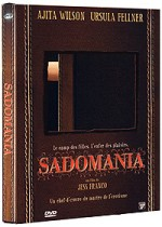Jaquette Sadomania EPUISE/OUT OF PRINT