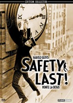 Jaquette Safety Last! (Édition Collector)