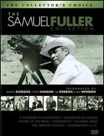 Jaquette Samuel Fuller Film Collection