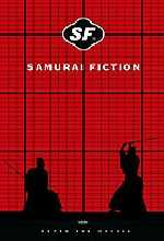 Jaquette SAMURAI FICTION
