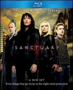 Jaquette Sanctuary: The Complete First Season