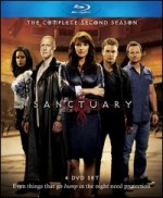 Jaquette Sanctuary: The Complete Second Season