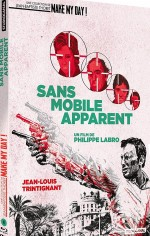 Jaquette Sans mobile apparent [Combo Blu-ray + DVD]