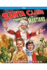 Jaquette Santa Claus Conquers the Martians