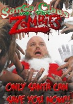 Jaquette Santa Claus Vs. The Zombies